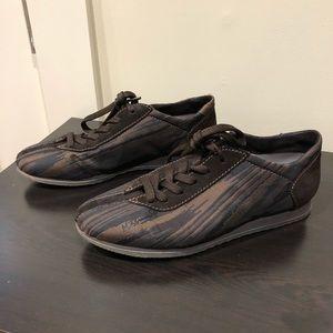 Sport Missoni Brown Sneakers